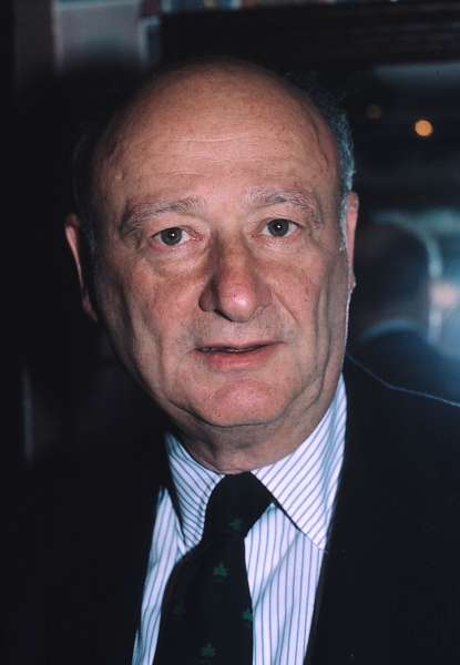 Ed Koch in New York City. 1982