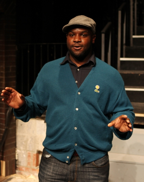 Ike Holter (Playwright)  Photo
