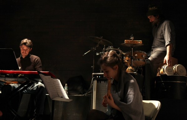 Musicians: Jonathan Mastro, Indigo Street & Ray Rizzo