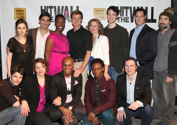 first row: Jonathan Mastro, Rania Salem Manganaro, Nathan Lee Graham, Gregory Haney & Photo