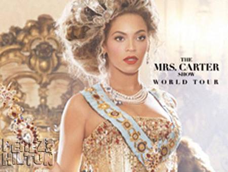 Beyoncé Headed on World Tour? Poster for THE MRS. CARTER SHOW Leaks