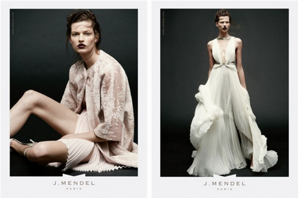 Photo Coverage: J. Mendel Spring Campaign