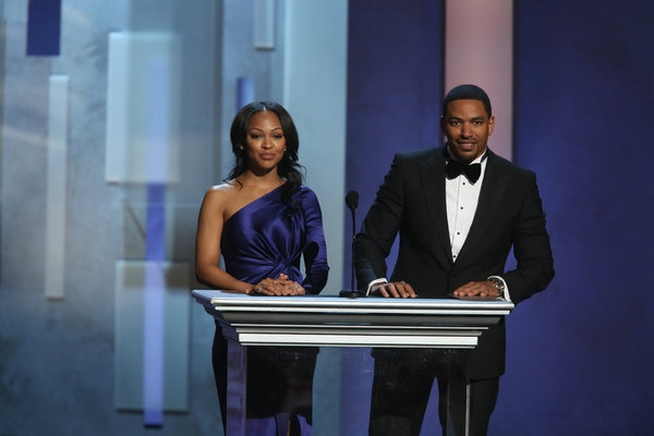 SMeagan Good, Laz Alonso
