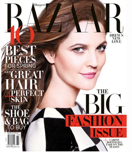 Photo Coverage: Drew Barrymore's Harper's Bazaar Cove