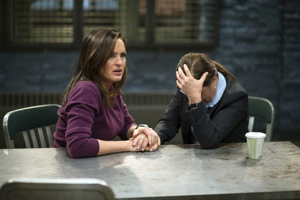 Photo Flash: First Look - LAW & ORDER: SVU's 'Secrets Exhumed'