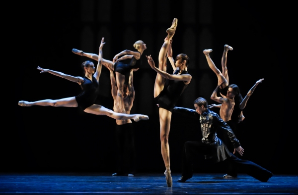 Photo Flash: First Look at Ballet-Theatre Atlantique du Canada's AMADEUS, Coming to BCBC, April 2013