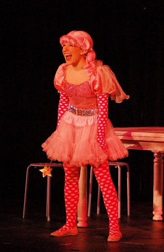 Photo Flash: First Look at John W. Engeman Theater's PINKALICIOUS