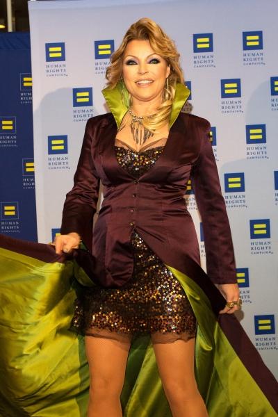 Photo Coverage: Whoopi Goldberg, Cheyenne Jackson, and More at HRC Gala