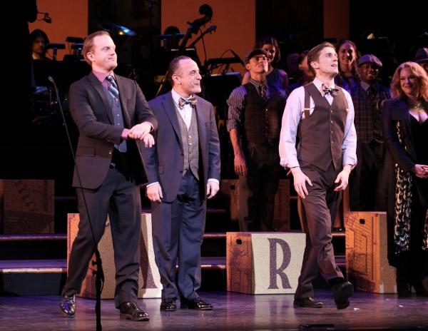 Jeremy Bobb, Adam Heller, Andrew Samonsky Photo