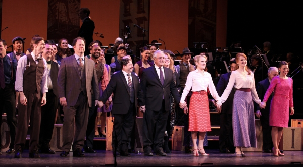Photo Coverage: FIORELLO! Opens Encores! 2013 Season - Curtain Call!