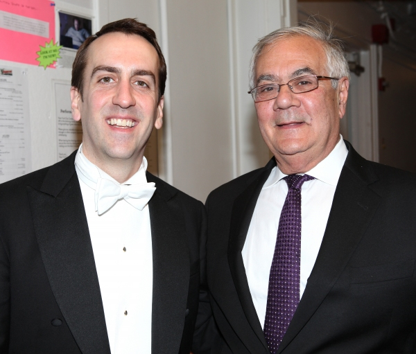 Rob Berman with  Barney Frank