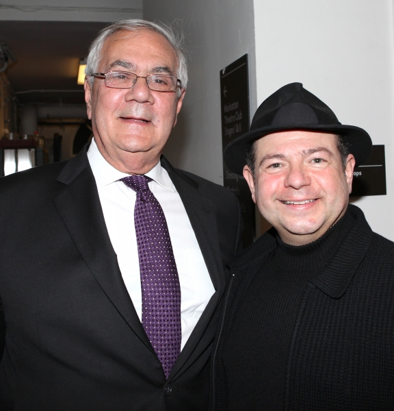 Photo Coverage: Backstage at FIORELLO! with Former Congressman Barney Frank