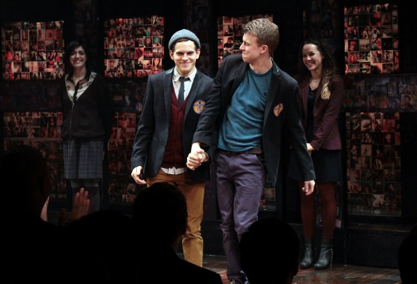 BWW Flashback: Cult Hit Rock Musical BARE Closes Off-Broadway Today