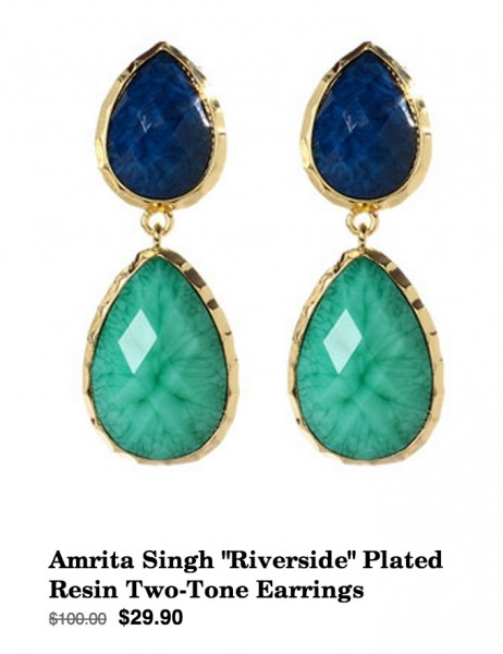 Daily Deal 2/3/13: Amrita Singh