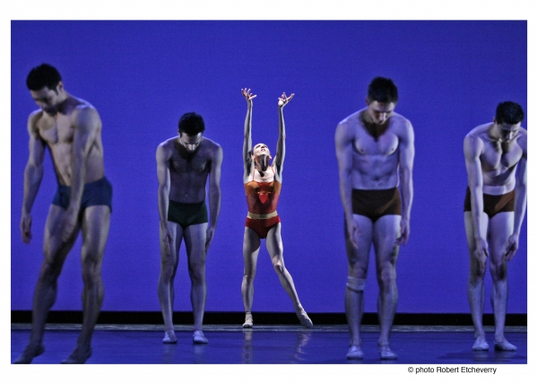 BWW Reviews: FOUR SEASONS and CANTATA by Les Grands Ballets Canadiens de Montréal is Refreshing and Wholly Energizing