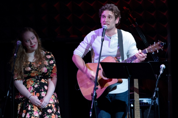 Photo Coverage: Krysta Rodriguez, Corey Cott & More Perform in ONCE UPON A TIME IN NYC Concert