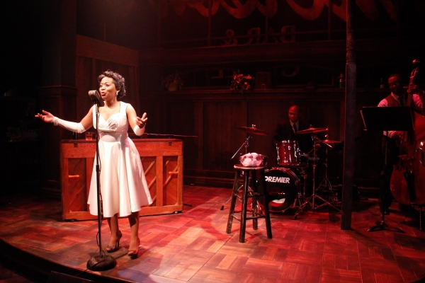 Photo Flash: Porchlight Music Theatre Celebrates Black History Month with LADY DAY