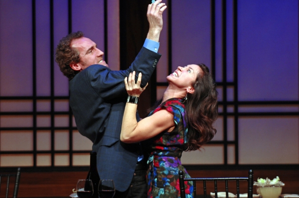 Photo Flash: First Look at YOU SAY TOMATO, I SAY SHUT UP at Pittsburgh CLO