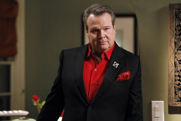 ERIC STONESTREET at MODERN FAMILY's 'Heart Broken'