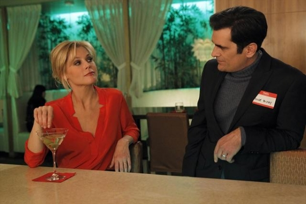JULIE BOWEN, TY BURRELL at MODERN FAMILY's 'Heart Broken'