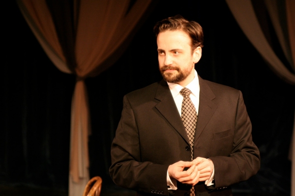 Photo Flash: InterArt and Spare Change Productions Present THE SEAGULL, Now thru 2/17