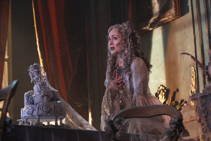 High Res Paula Wilcox as Miss Havisham