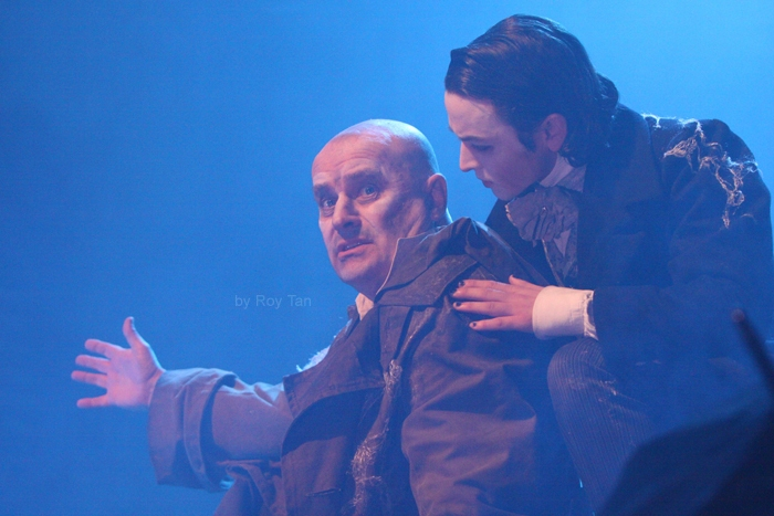High Res Chris Ellison as Magwitch and Company