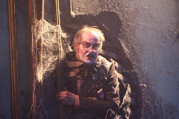 James Vaughan as Wopsle