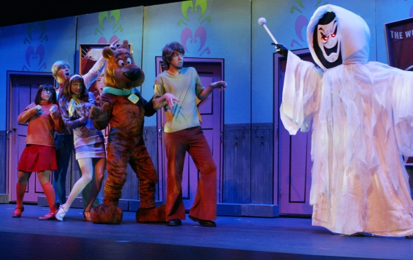 Photo Flash: First Look at SCOOBY-DOO LIVE! MUSICAL MYSTERIES, Coming to Warner Theatre, 2/16