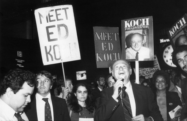 Neil Barsky's Film KOCH Opens in NYC and Long Island, 2/8 & 15