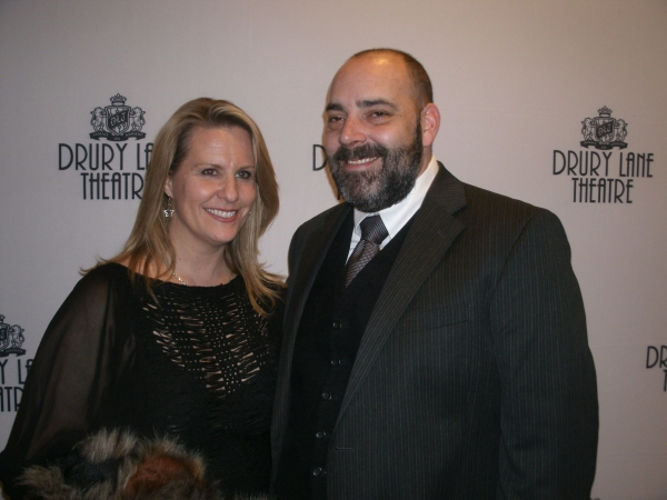 Roberta Duchak and William Osetek