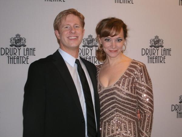 Photo Flash: Opening Night at Drury Lane Theatre's SUNSET BOULEVARD