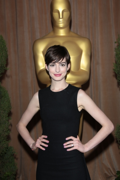 Photo Flash: Hathaway, Chastain & More at 85th Academy Awards Nominees Luncheon