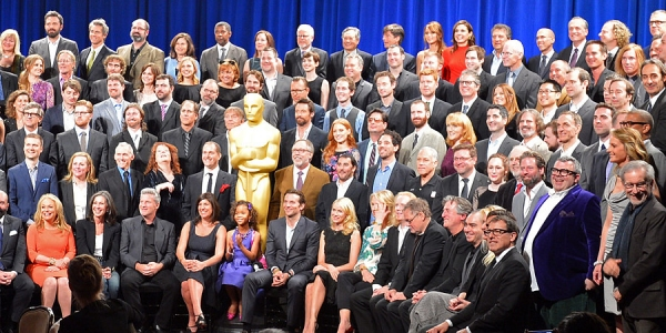 Photo Flash: 2013 OSCAR Nominees Group Photo