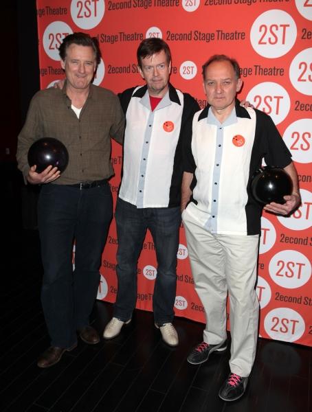 Bill Pullman, Dylan Baker & Zach Grenier