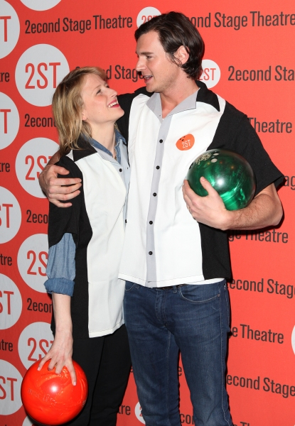 Photo Coverage: Bill Pullman, Rebecca Naomi Jones & More at Second Stage's  Bowling Classic- Part Two