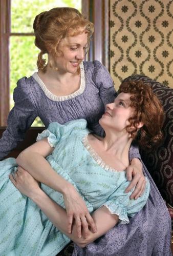 Nancy Lemenager and Amelia McClain Photo