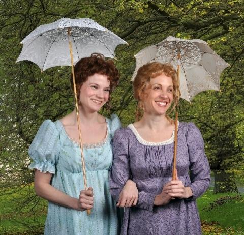 Amelia McClain and Nancy Lemenager  Photo