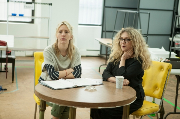 Mickey Sumner, Carol Kane