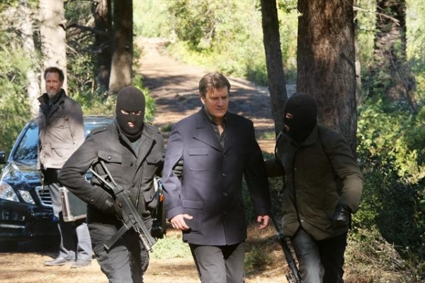 Photo Flash: CASTLE's 'Hunt,' Feat. James Brolin