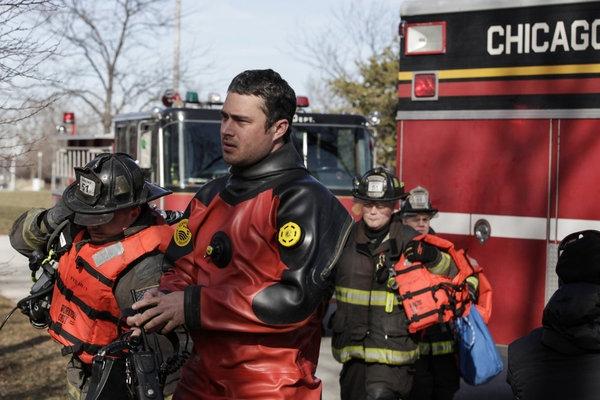 Photo Flash: CHICAGO FIRE's 'Nazdarovya'