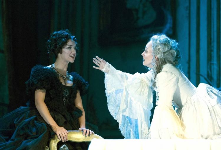 High Res Grace Rowe (Estella) and Paula Wilcox (Miss Havisham)