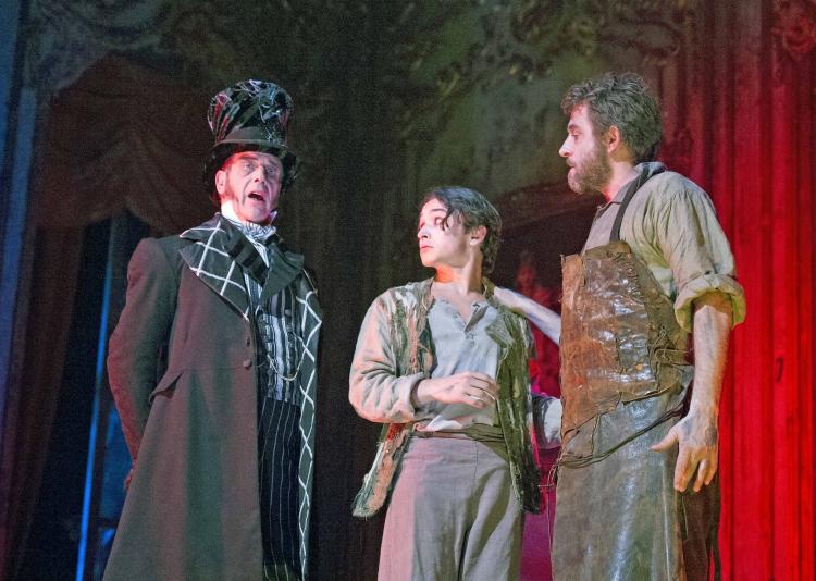 High Res Jack Ellis (Jaggers), Taylor Jay-Davies (Young Pip), and Steve North (Joe)