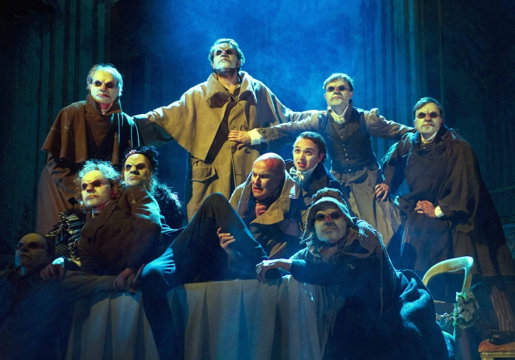 High Res The Company of GREAT EXPECTATIONS