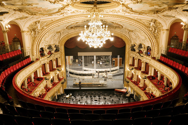 International Opera Company of the Month: Zurich Opera House