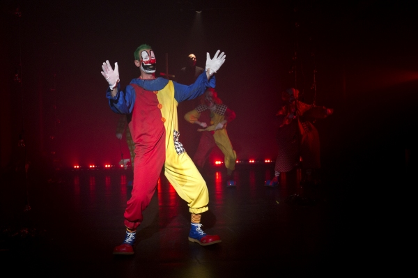 Photo Flash: Godlight Theatre's THE PILO FAMILY CIRCUS at New Ohio Theatre