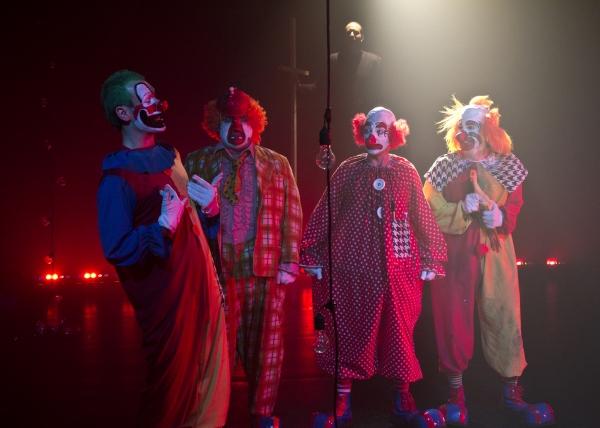 Photo Flash: Godlight Theatre's THE PILO FAMILY CIRCUS at New Ohio Theatre