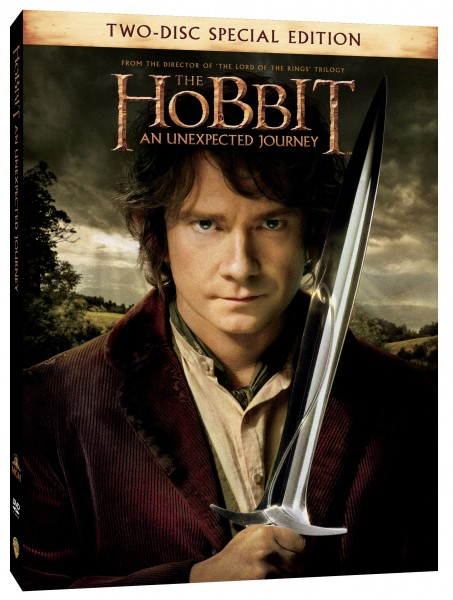 THE HOBBIT to be Released on DVD & Blu-ray, 3/19