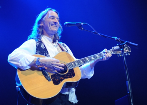 Roger Hodgson Releases Version of GIVE A LITTLE BIT Feat. in Coca-Cola Ad