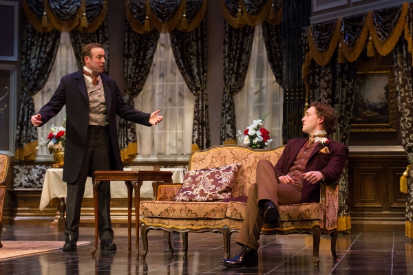 Photo Flash: New Production Images from Walnut Street Theatre's AN IDEAL HUSBAND